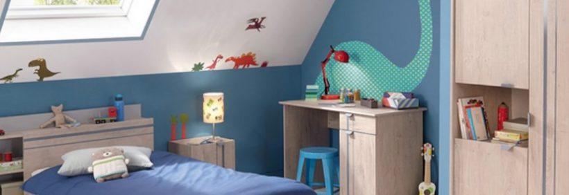 Chambre d'enfant personnalisée